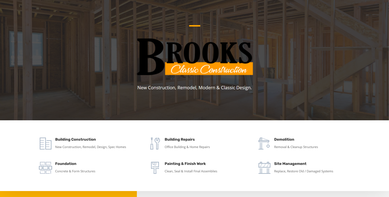 ITPCPLUS WEBSITE DESIGN BROOKS